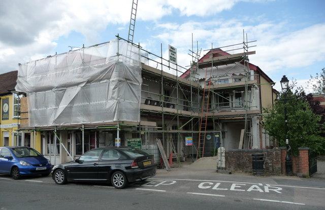 Stockbridge - Building Work