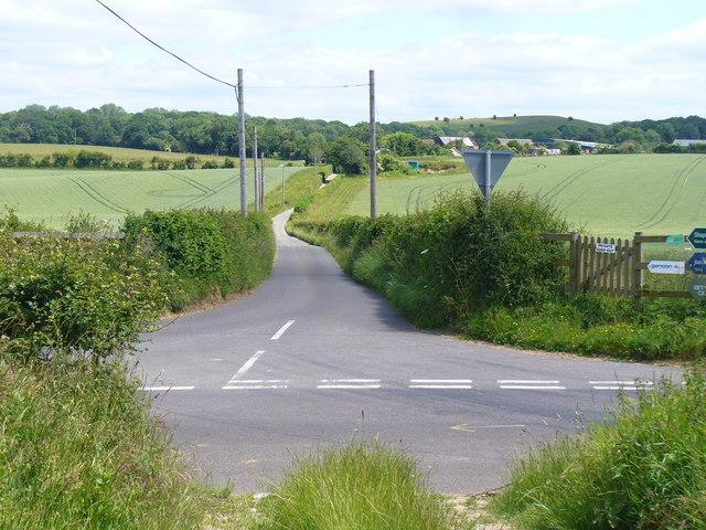 Stapeley Farm Road End