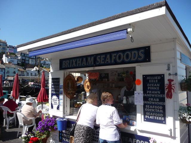 Brixham : Brixham Seafoods
