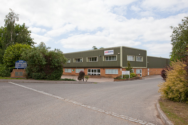 Stag Business Park