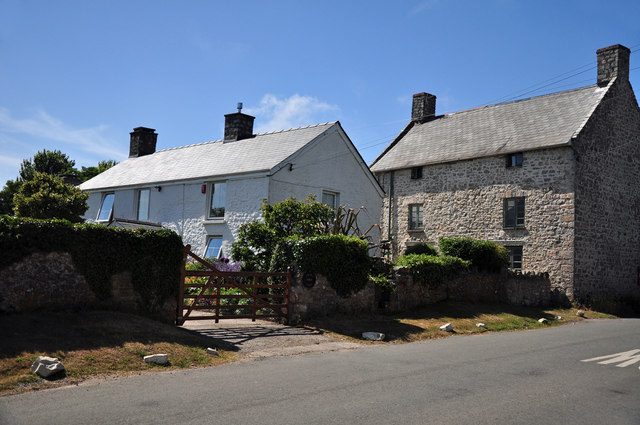 The Old Forge - St Donat's