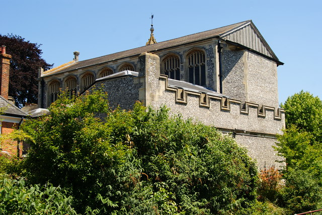 Abbey United Reformed Church, Romsey, Hampshire