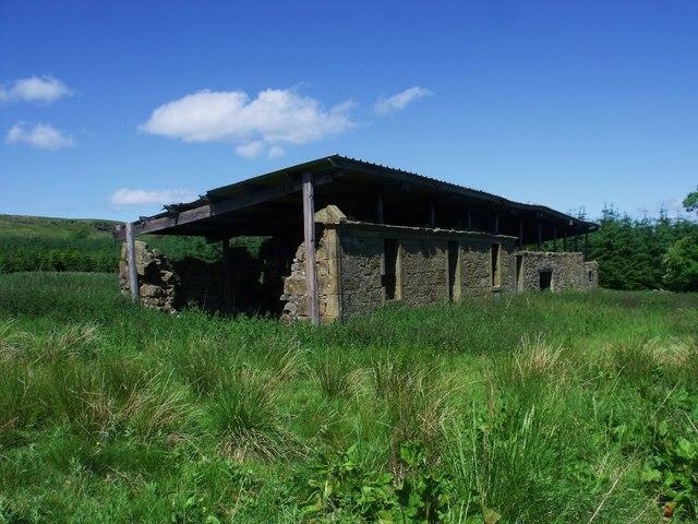 The Linns  ruins