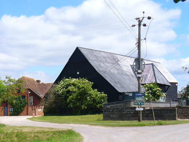 Barn at Stapeley Farm