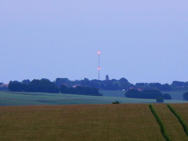 Telecoms mast, Membury
