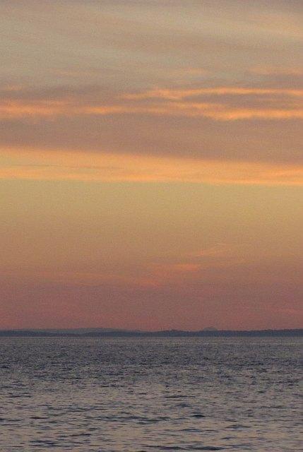 Ben Lomond, a Midsummer Sunset