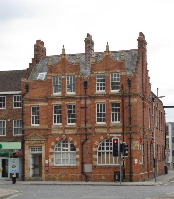 Former Head Post Office, East Grinstead