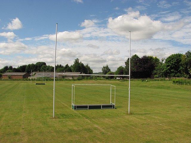 Playing fields, Berwickshire High School