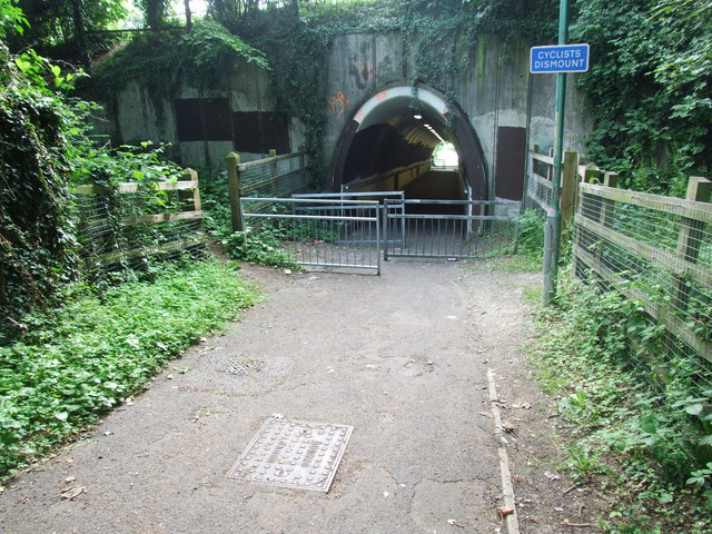 Subway under the A278