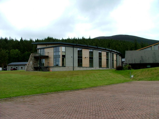 Glenmore Lodge