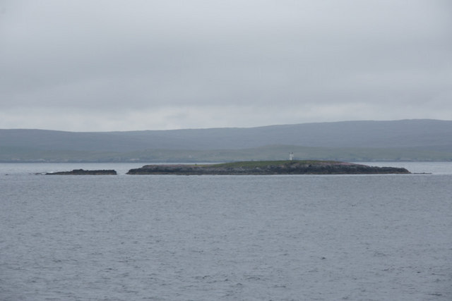 Little Holm, Yell Sound