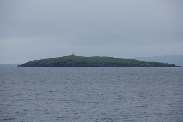 Muckle Holm, Yell Sound
