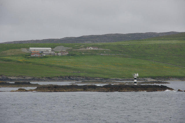 Outer Skerry, Skea, North Roe