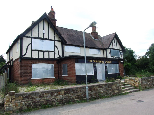 The Whitehill Tavern, Gravesend