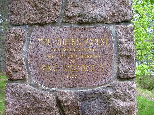 Detail on memorial stone