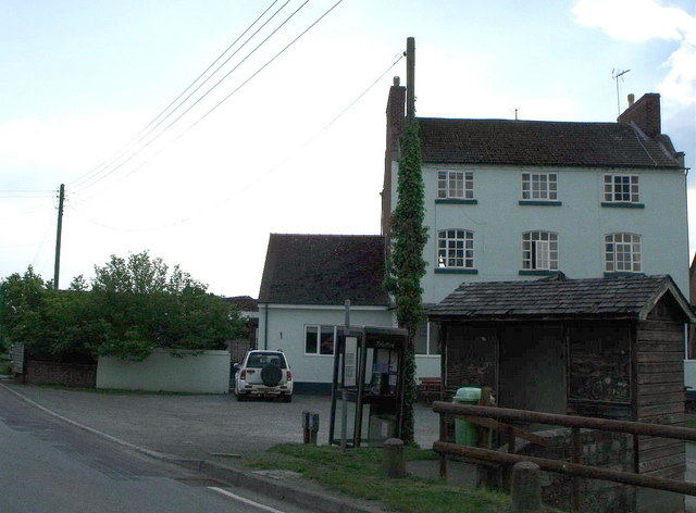 The Cock Hotel, Forden, Powys