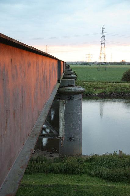 Fledborough viaduct