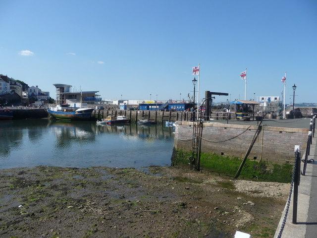 Brixham : Brixham Marina