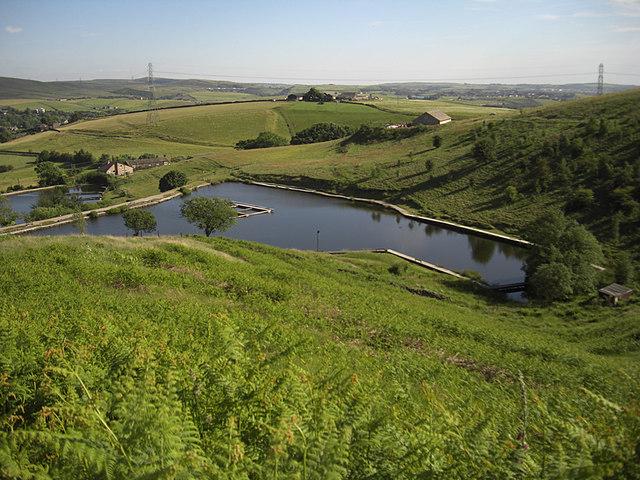 Pennine Trout Farm, Calderbrook