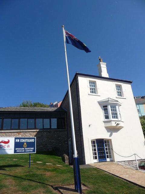 Brixham : Brixham Maritime Rescue Centre