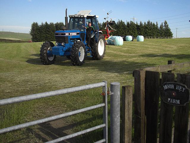 Moor Hey Farm, Allescholes
