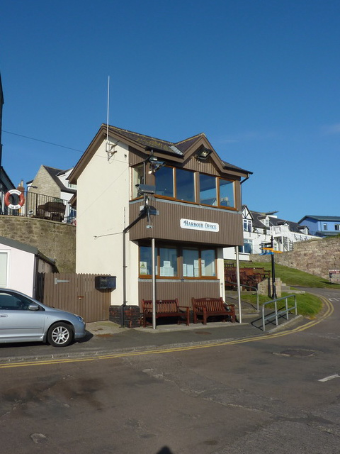 Harbour Office, Seahouses