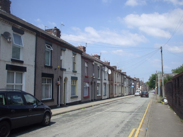 South St, Liverpool