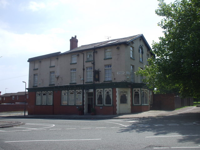 The Queens Arms, Admiral St, Liverpool