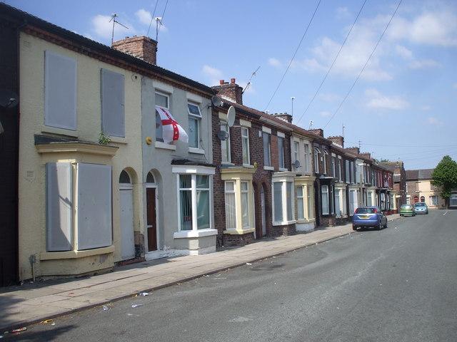 Treborth St, Liverpool