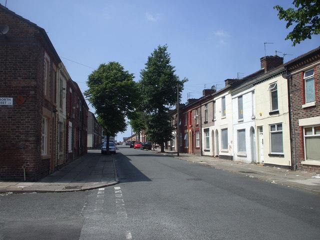 Gwydir St, Liverpool