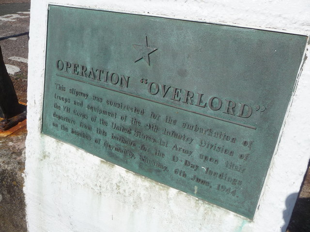 Brixham : Operation Overlord Information
