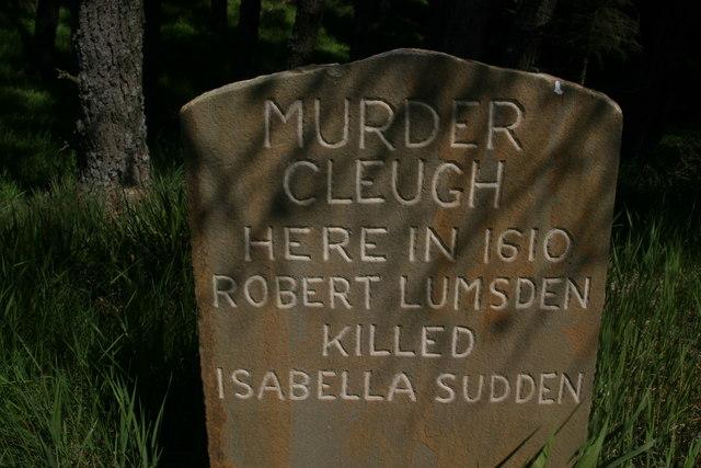 Murder Cleugh
