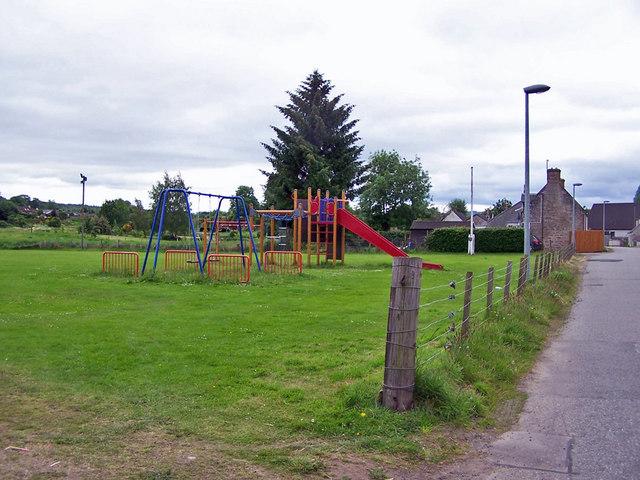 Recreation ground, Conon Bridge