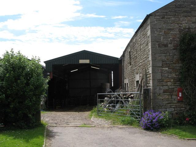 Barns at Kellah