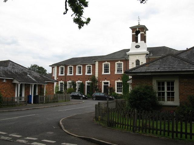 Winchfield Court