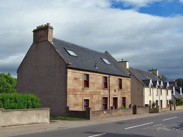 Sunny Holm, Proby Street, Maryburgh