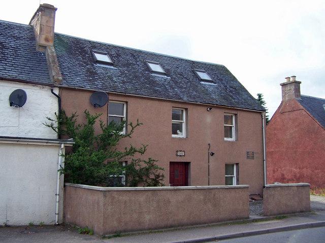 Seaforth Cottage, Maryburgh