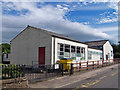 NH5456 : Maryburgh Primary School (1) by Richard Dorrell