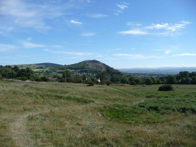 Graig Fawr National Trust estate