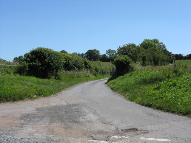 Lane to Battenton Green