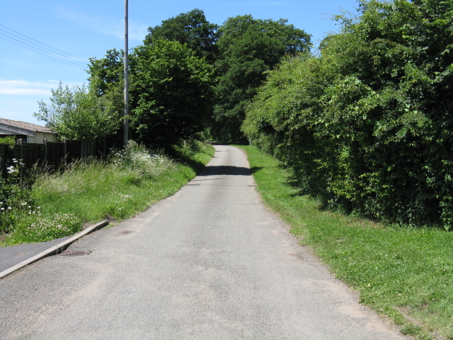 Lane to Northampton