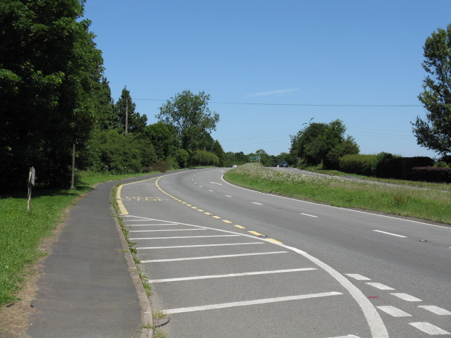 A449 at Northampton