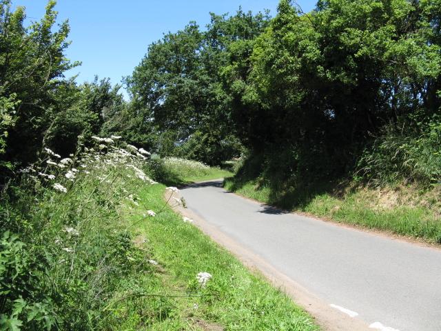 Lane to Bugle Gate