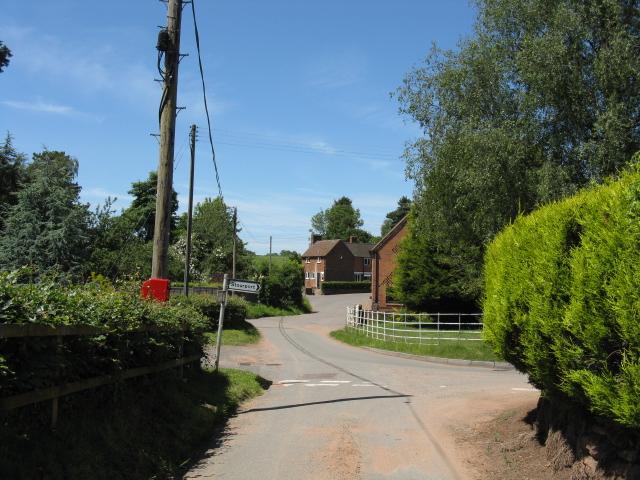 Lane junction, Lincomb