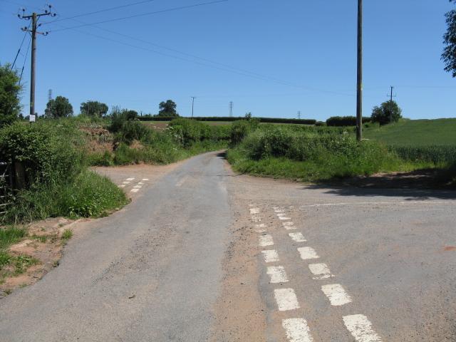 Parsons Lane meets Crown Lane