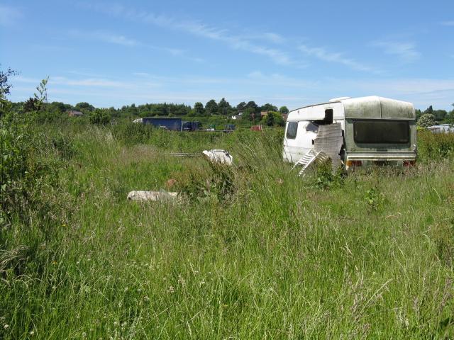 Rural dereliction, Norchard