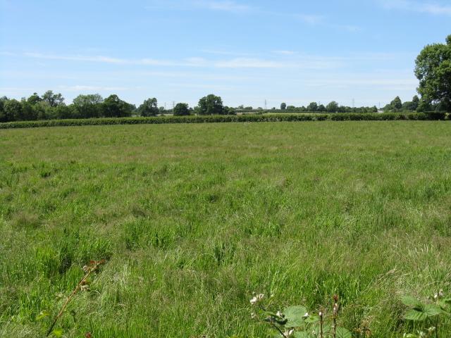 Fields near Crown Lane
