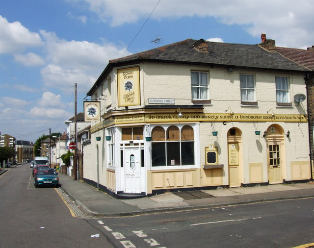 Black Rose, Gravesend