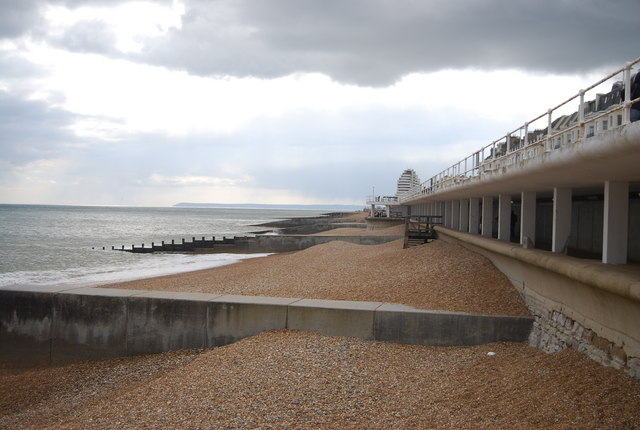Groynes, Hastings Beach