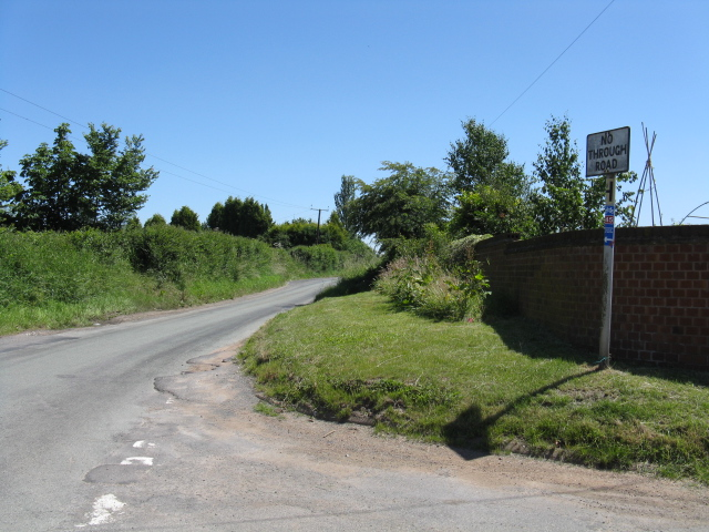 No Through Road, Doverdale